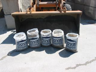 aggregates toronto