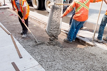 concrete suppliers in toronto